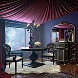 Evil Queen From Snow White and the Seven Dwarfs' Dining Room