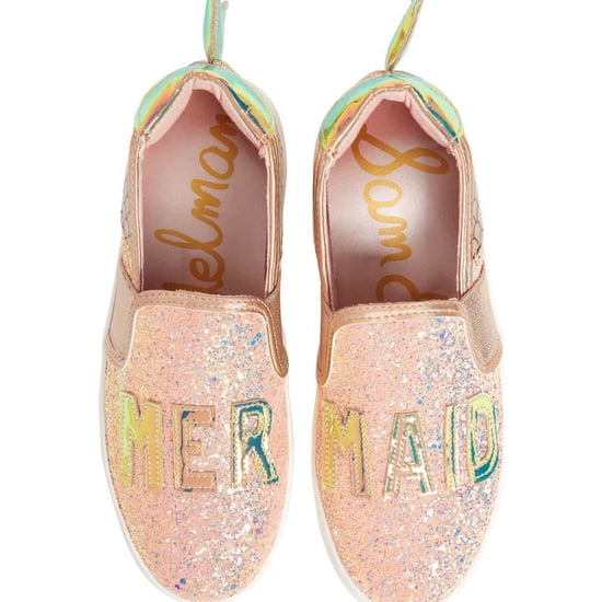 Sam Edelman Blane Mermaid Sneakers