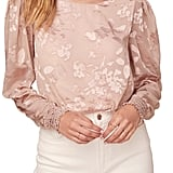 ASTR the Label Goldie Long-Sleeve Top
