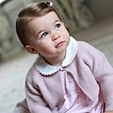 Princess Charlotte's Official First Birthday Portraits