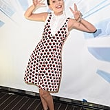 Millie Bobby Brown at SiriusXM's Entertainment Weekly Radio Channel Broadcast in 2017