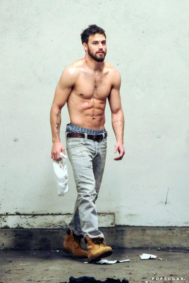 Ryan Guzman Shirtless Photo Shoot In La Pictures