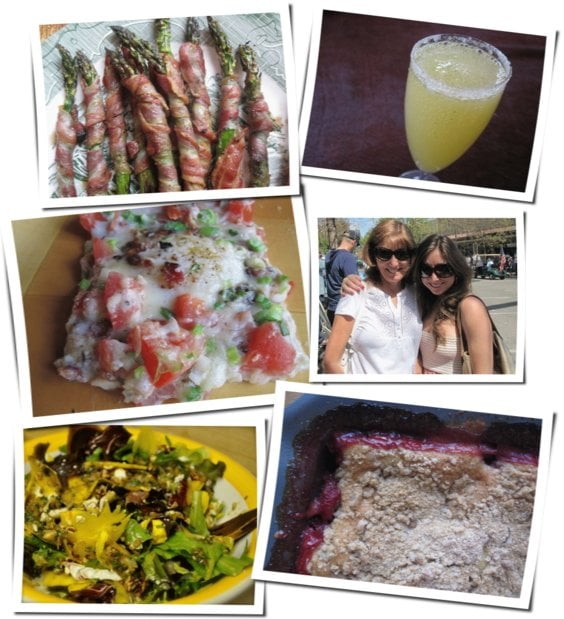 Mother's Day Brunch Menu and Recipes