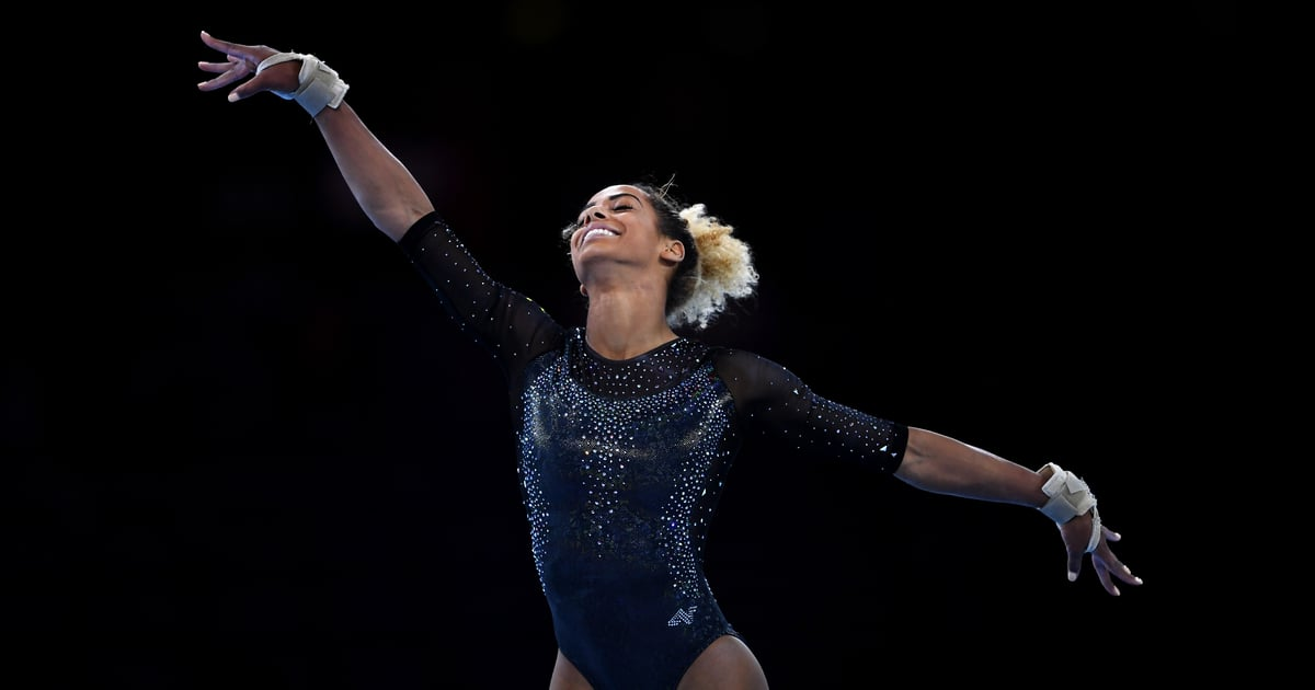 Danusia Francis's Olympic Moment Didn't Go as Planned, but She Is Proud of Those 11 Seconds