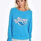 Wildfox Mermaid Baggy Beach Jumper ($99)