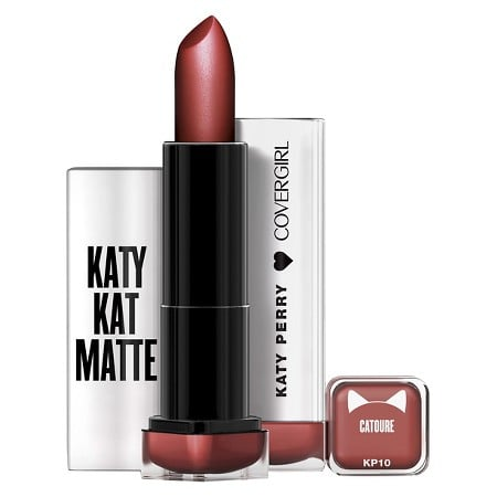 COVERGIRL Katy Kat Matte Lipstick in Moonlight Mauve ($6)
