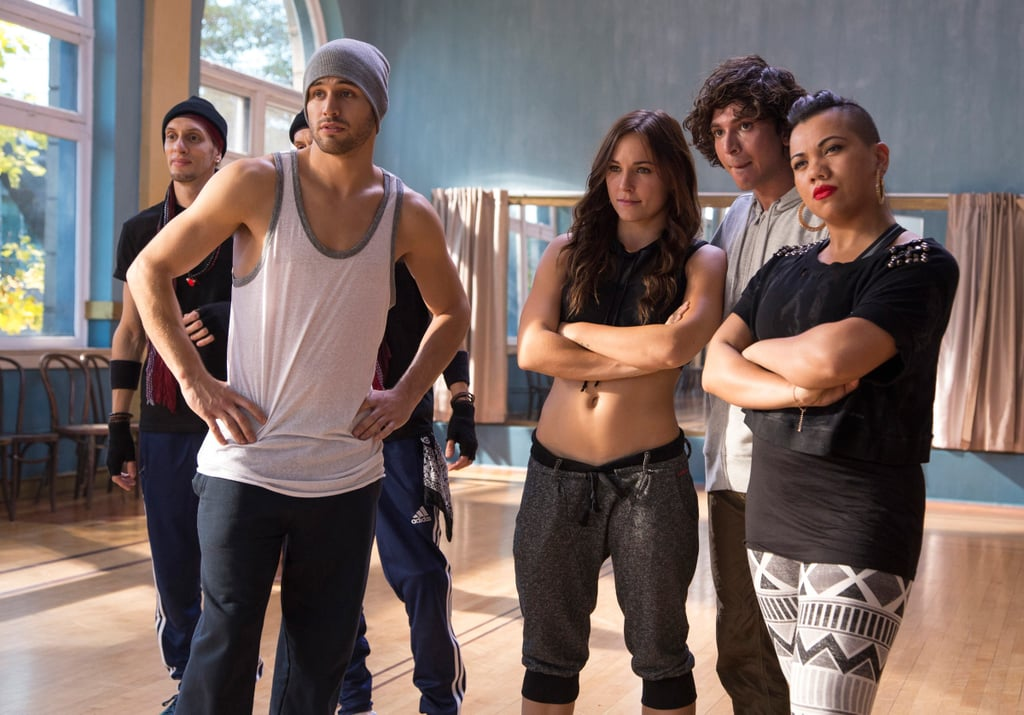 dancers from any step up movie