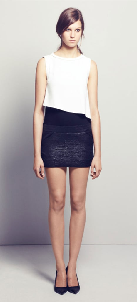 Easy (and Chic) French Basics Populate the Maje Fall 2011 Collection