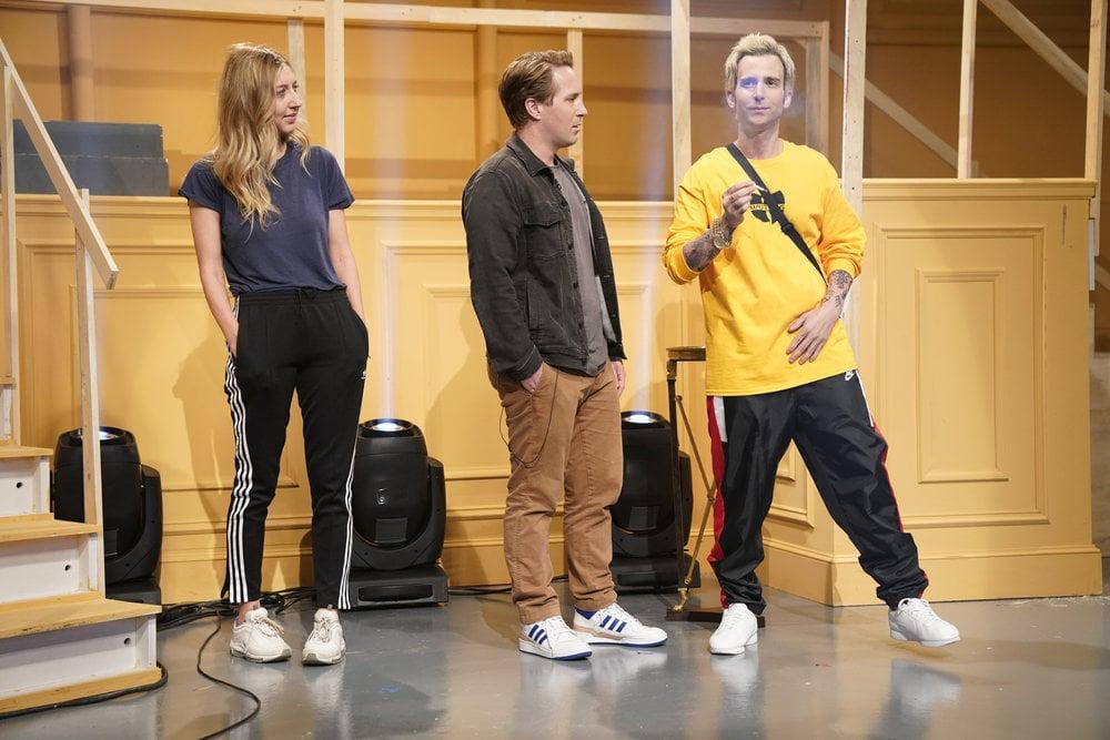 Saturday Night Live: Season 44 - cybertime.ru