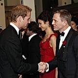 William and Daniel Craig