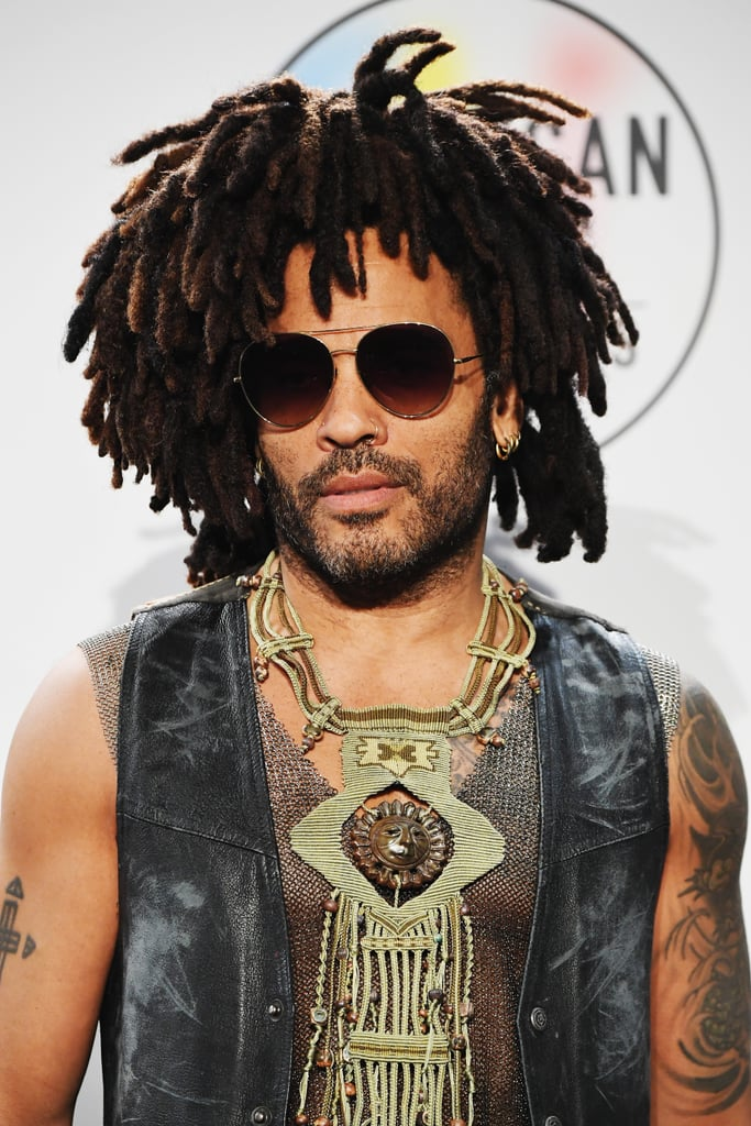 Pictured: Lenny Kravitz