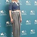 Scarlett Johansson Outfit at the Venice Film Festival 2019