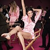 Adriana Lima Victoria's Secret Fashion Show 2016