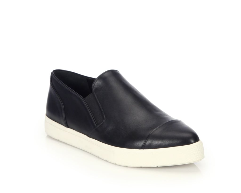 Vince Paeyre Leather Skate Sneakers ($275)