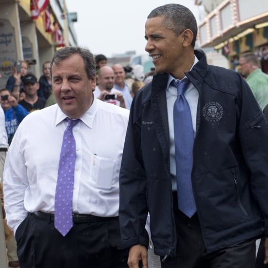 Obama at the Jersey Shore May 2013