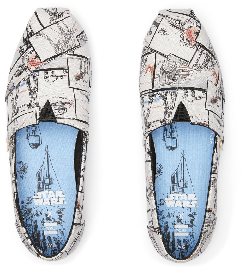 Star Wars TOMS Shoes 2019