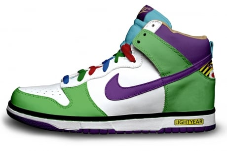 Toy Story's Buzz Lightyear