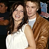 Sophia Bush et Chad Michael Murray en 2004