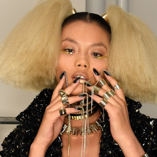 The Blonds' Nail Art NYFW 2015