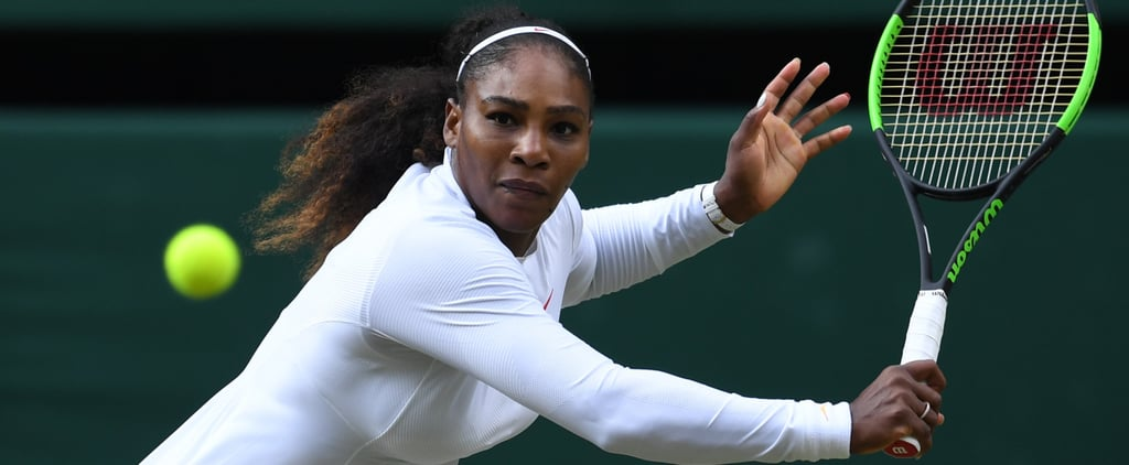 Serena Williams Wimbledon Runner-Up Speech For Moms 2018