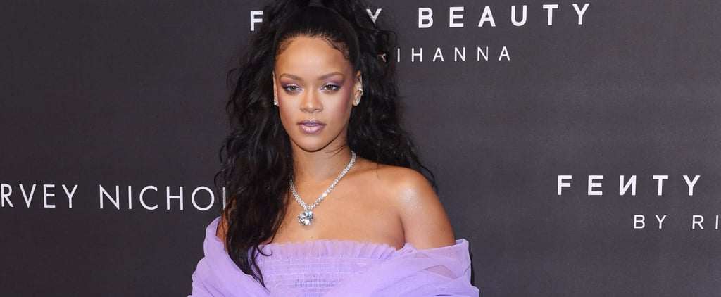 Rihanna Just Revealed TWO New Fenty Lipsticks Coming — Including Lavender!