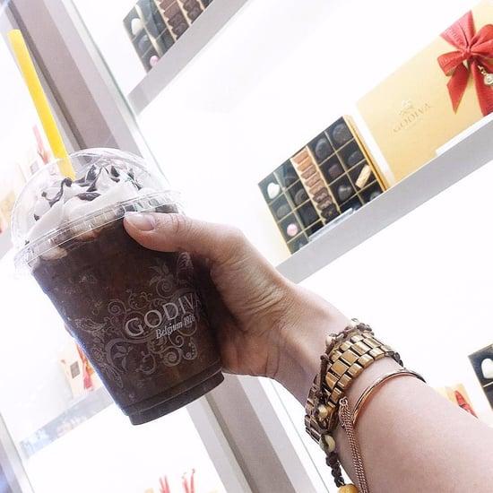 Godiva Frozen Chocolixir Drinks