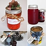 10 Edible Gifts Presented in Mason Jars