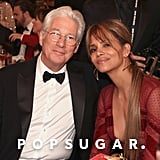 Pictured: Richard Gere and Halle Berry