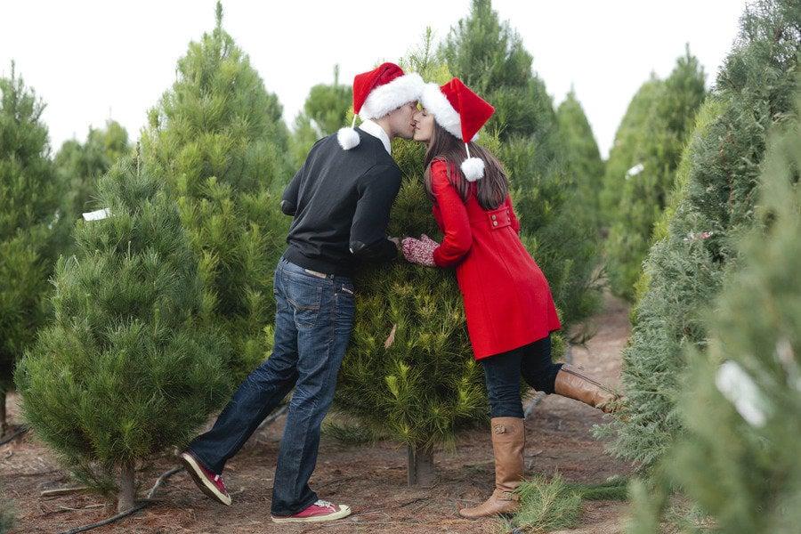 Wear Matching Santa Hats