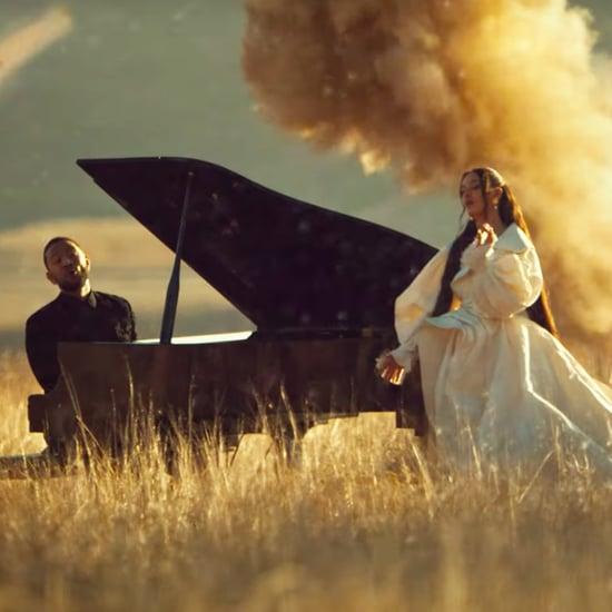 "Watch Faouzia and John Legend's ""Minefields"" Music Video"