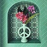 Jungalow Peace Vase by Justina Blakeney