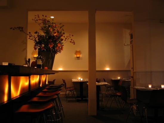 Do You Eat Dinner At The Restaurant Bar?