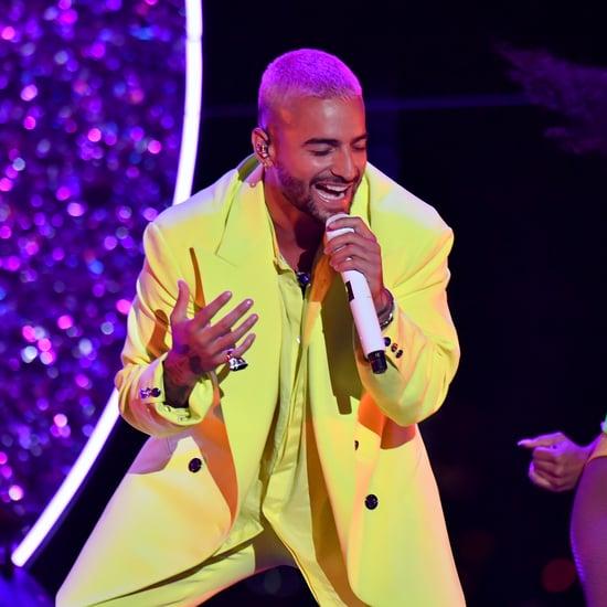 Watch Maluma's Performance at the MTV VMAs 2020 | Video