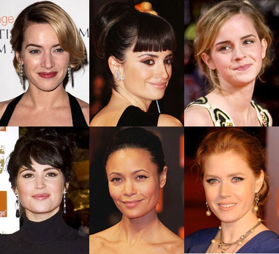 BAFTA Awards Beauty