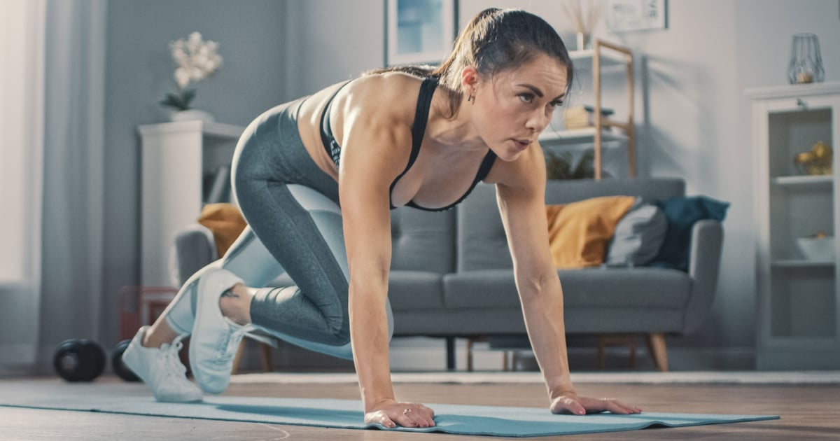 5 CrossFit Bodyweight Moves You Can Do at Home