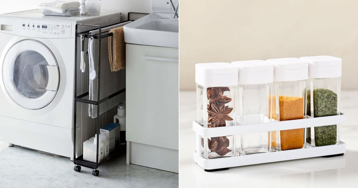 Turns Out, West Elm Has a Ton of Seriously Cool Organizers — Shop Our 30 Favorites