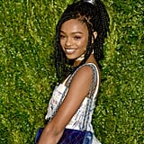 Selah Marley in Short Knotted Box Braids (Colour 1B)