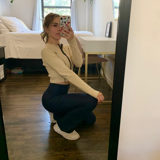 Old Navy High-Waisted Bootcut Compression Pants Review