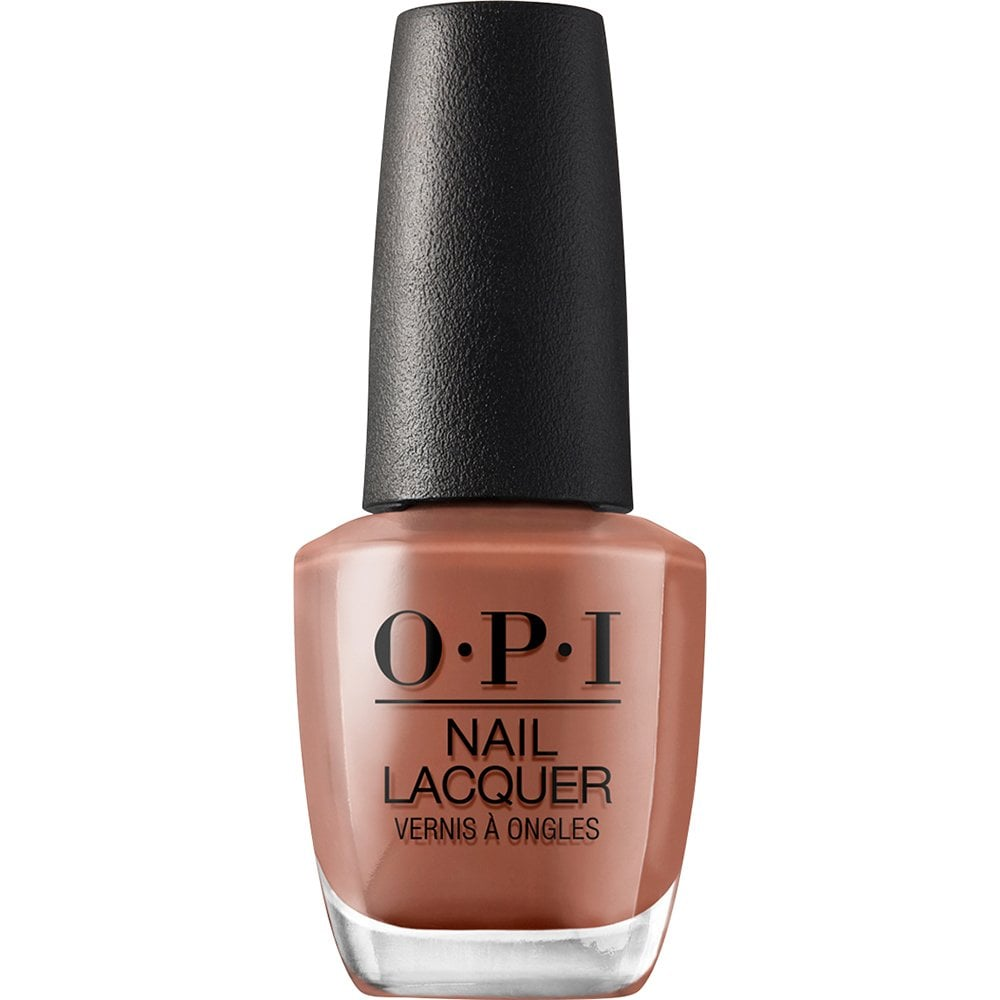 OPI Nail Lacquer in Barefoot in Barcelona