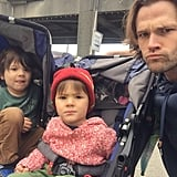 Jared Padalecki's Supercute Family Pictures