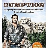 Gumption by Nick Offerman ($22)