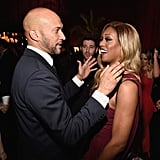Pictured: Laverne Cox and Keegan-Michael Key