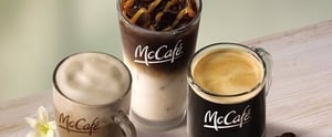 Caffeinate Happily Thanks to McDonald's Latest Line of Espresso Drinks