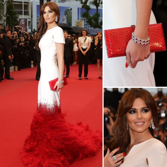 Cheryl Cole's Cannes Film Festival Glamour From Every Angle
