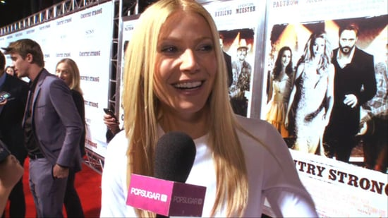 Video of Gwyneth Paltrow at the Country Strong Premiere in LA 2010-12-15 09:45:59
