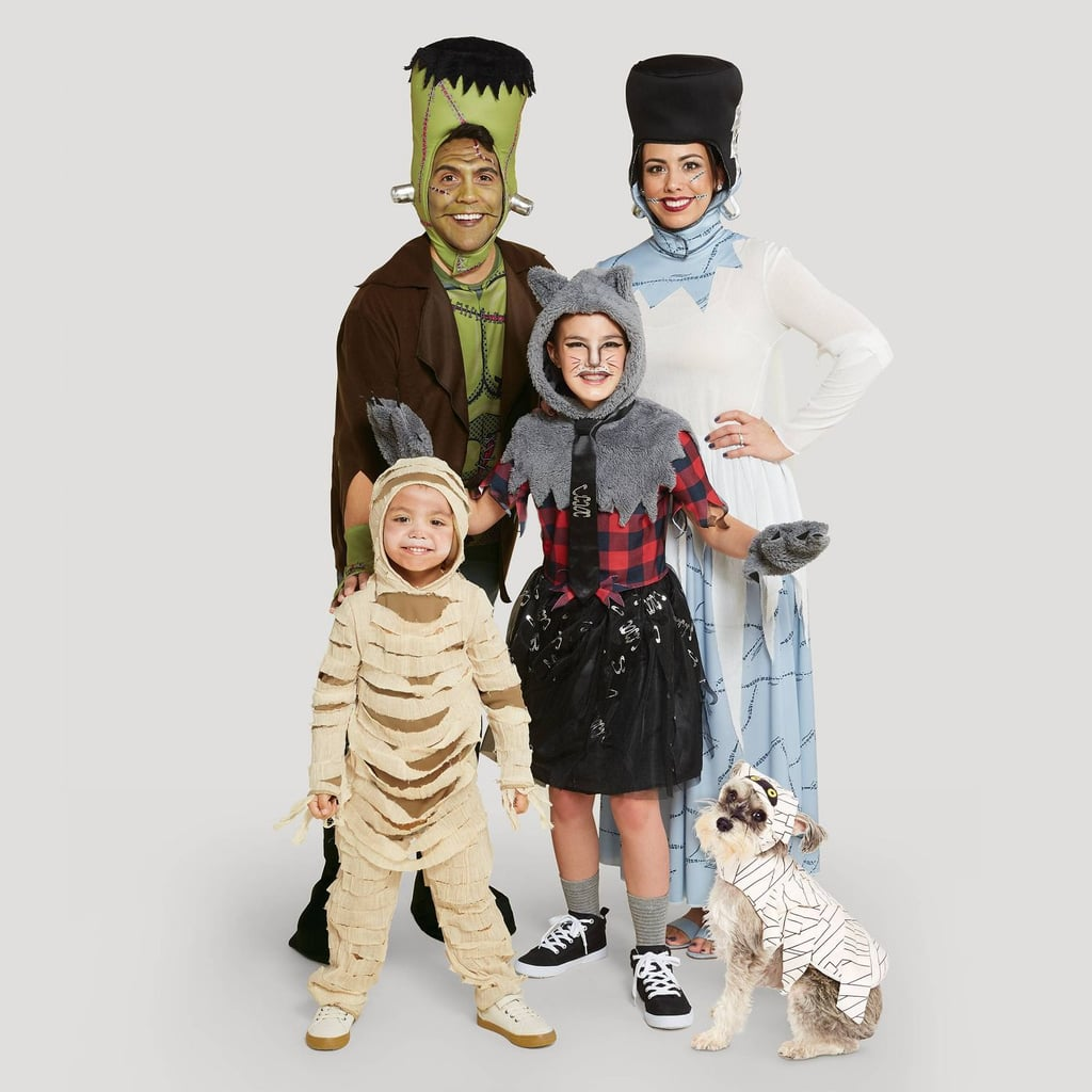 Family Classic Monster Costume Collection