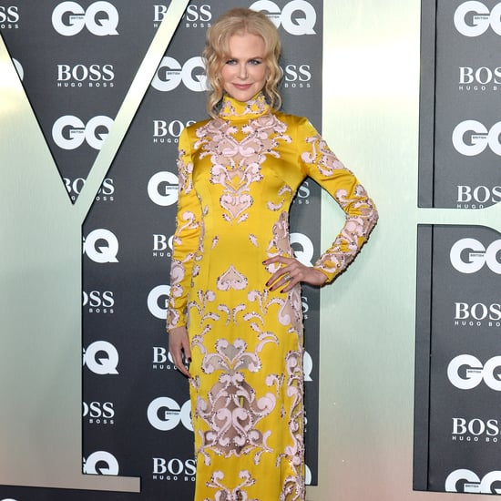 Nicole Kidman's Ralph and Russo Couture Gown September 2019