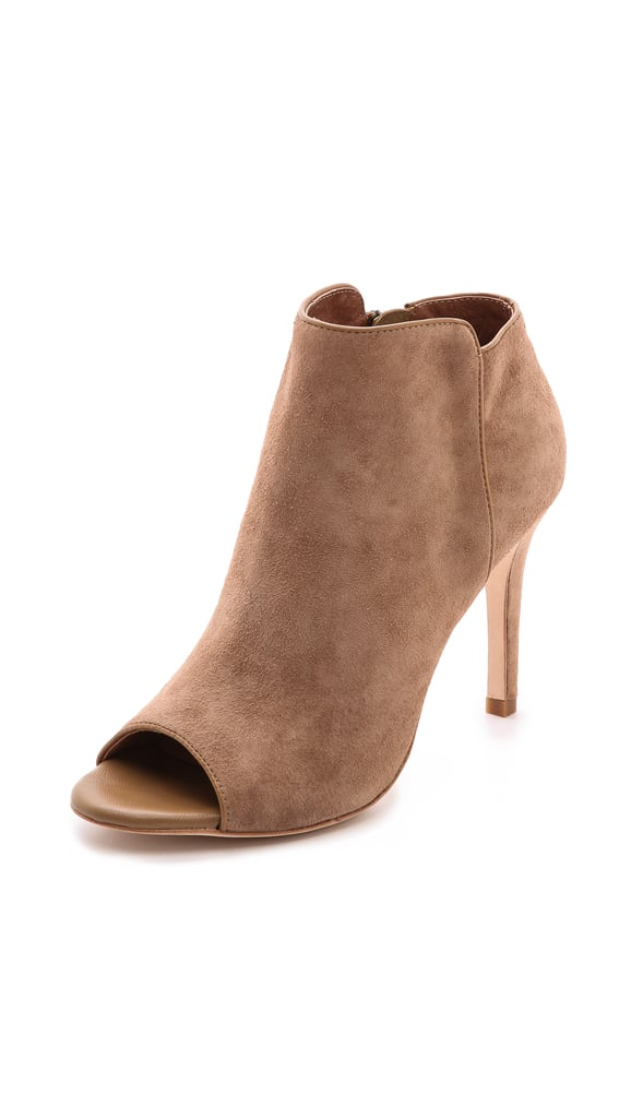 Joie Open-Toe Booties