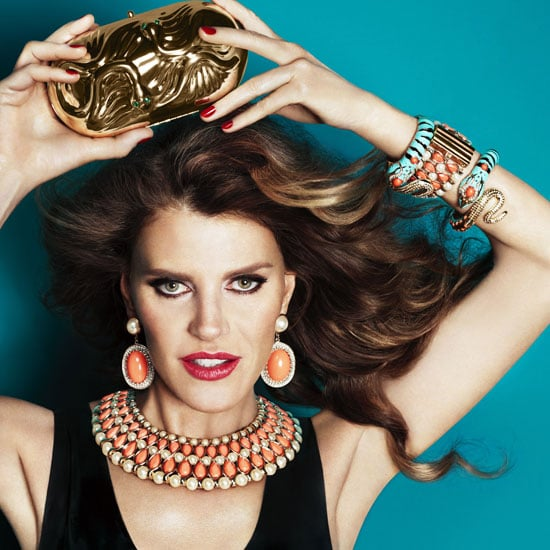 Anna Dello Russo For H&M Accessories (Pictures)