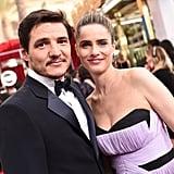 Pedro Pascal (Oberyn Martell) With Amanda Peet